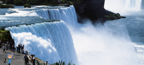 Experience the world wonder of Niagara Falls. Stroll the streets of the ...